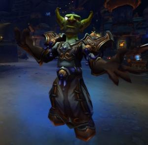 Venture Co Mastermind Npc World Of Warcraft