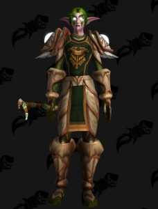 Malorne Druid Outfit World Of Warcraft