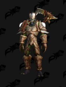 Malorne Outfit World Of Warcraft