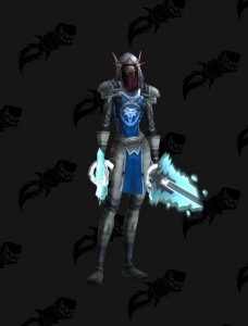 Outlaw Hailstorm Outfit World Of Warcraft