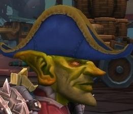 Carte Au Tresor Grabuge Sur Lile Des Sables Noirs.Plundered Blue Captain S Hat Objet World Of Warcraft