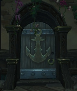 Locked Door Npc World Of Warcraft