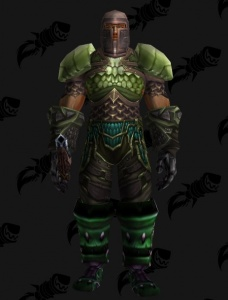 Doomguy Outfit World Of Warcraft