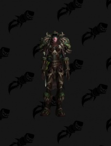 Nightmare Dragonsworn Outfit World Of Warcraft