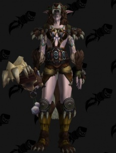Clan Cave Bear Outfit World Of Warcraft