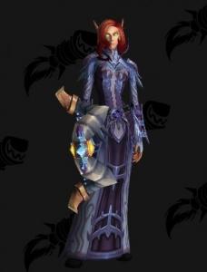 Vestiti Eleganti World Of Warcraft.Khor Aela Guardian Outfit No Helm Vestito World Of Warcraft