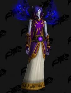 Vestiti Eleganti World Of Warcraft.Void Elf Heritage Skirt Vestito World Of Warcraft