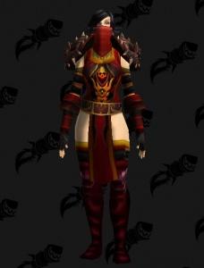 Vestiti Eleganti World Of Warcraft.Vanessa Vestito World Of Warcraft