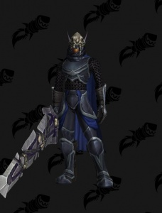 Artorias the Abysswalker - Outfit - World of Warcraft