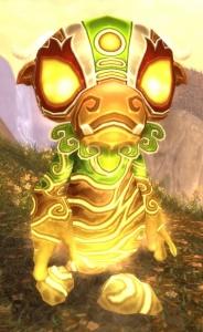 Thundering Pandaren Spirit - NPC - World of Warcraft