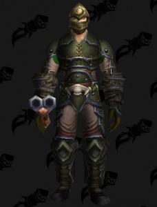 Doom Slayer Outfit World Of Warcraft