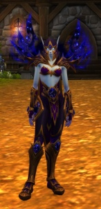 Ren Dorei Void Elf Heritage Armor Transmog Set World Of Warcraft This video will show you all the void elf customizations, racials, heritage armor, flirts, jokes, mounts and the scenario. ren dorei void elf heritage armor