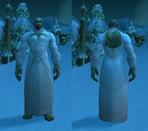 Objet Warcraft Robe De World Of Soirée sxhQdCrt