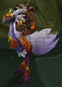 Schneller Weisser Falkenschreiter Gegenstand World Of Warcraft