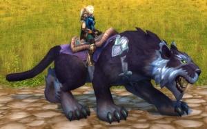 Kaldorei Nightsaber - Item - World of Warcraft