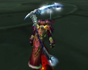 Formula: Enchant Weapon - Deathfrost - Item - World of Warcraft