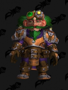 Gnome Heritage - Outfit - World of Warcraft