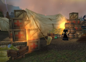 Trail of Fire - Quest - World of Warcraft
