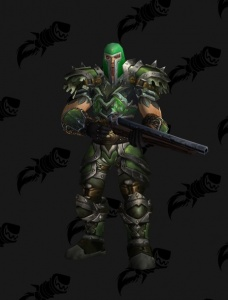 Doomslayer Outfit World Of Warcraft