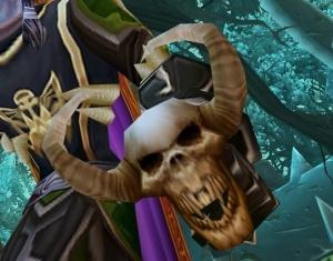 demon skull orb item world of warcraft