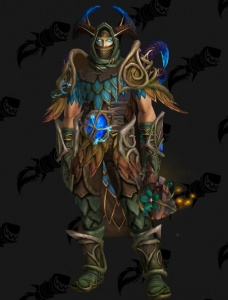 shadowlands hunter - Outfit - 9.1.0 PTR