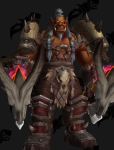 Shadowlands warrior - Outfit - 9.0.5 PTR
