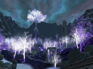 Kristallsangwald - Zone - World of Warcraft