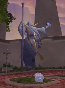 Archmage Antonidas Object World Of Warcraft
