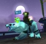 Big Blizzard Bear