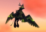 Corrupted Hippogryph